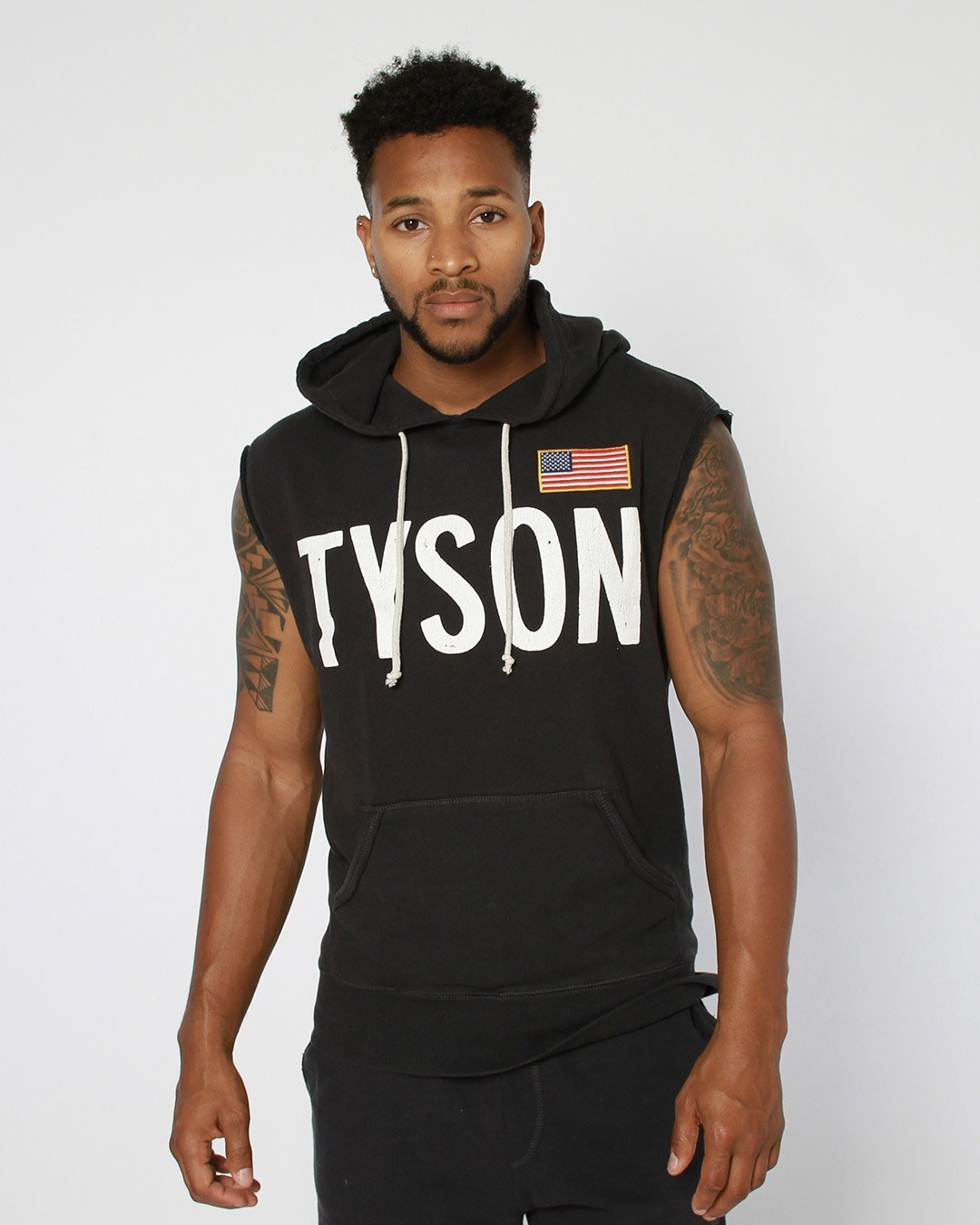 Tyson '86 Sleeveless Hoody