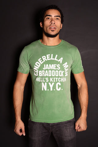 JAMES BRADDOCK CINDERELLA MAN TEE