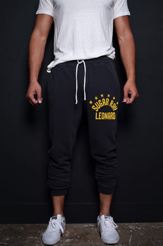 Sugar Ray Leonard Sweatpants