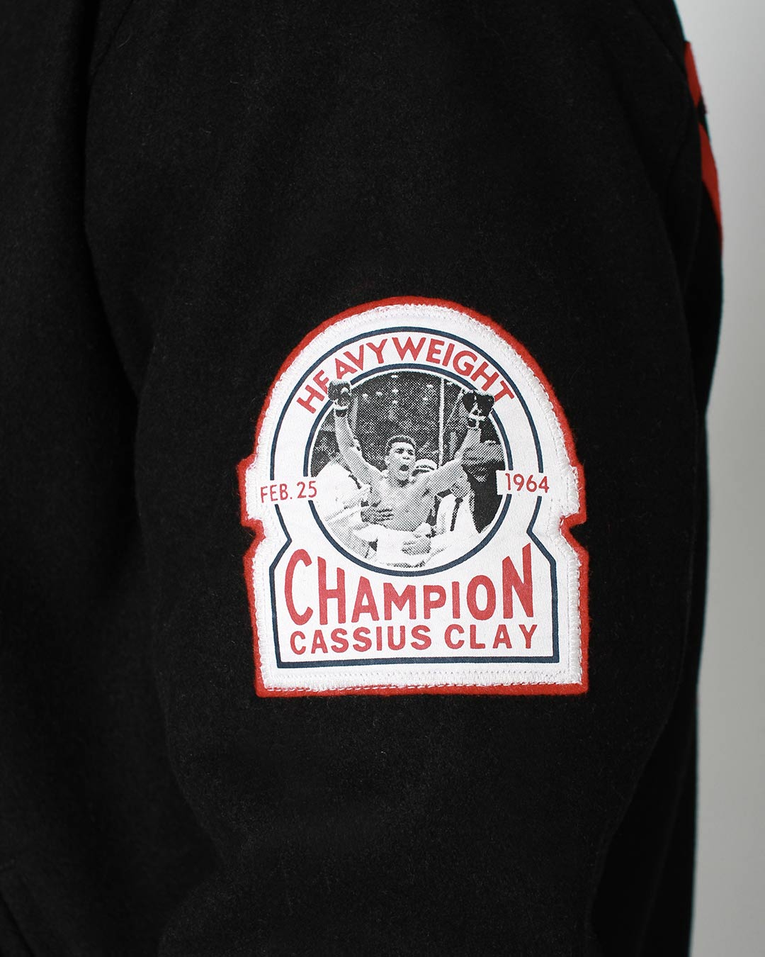 Cassius Clay Melton Jacket