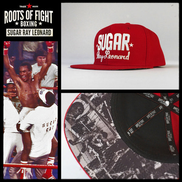 Sugar Ray Leonard Snapback Hat