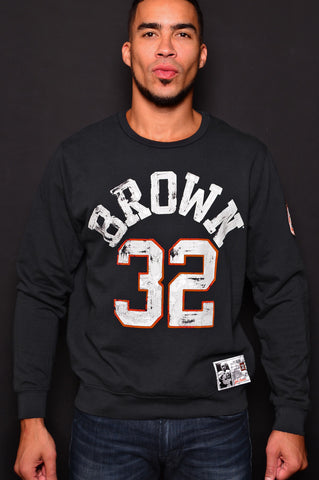 Jim Brown #32 Sweatshirt