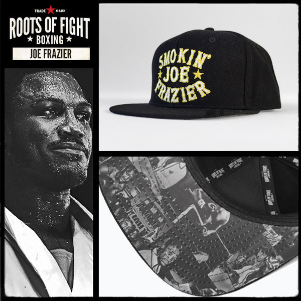 Smokin' Joe Frazier Snapback Hat