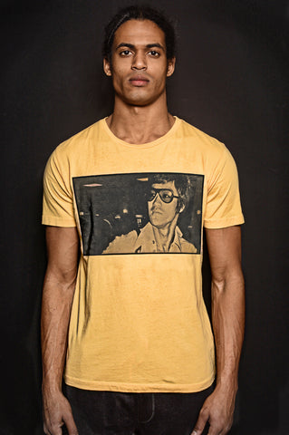 Bruce Lee Shades Tee Front