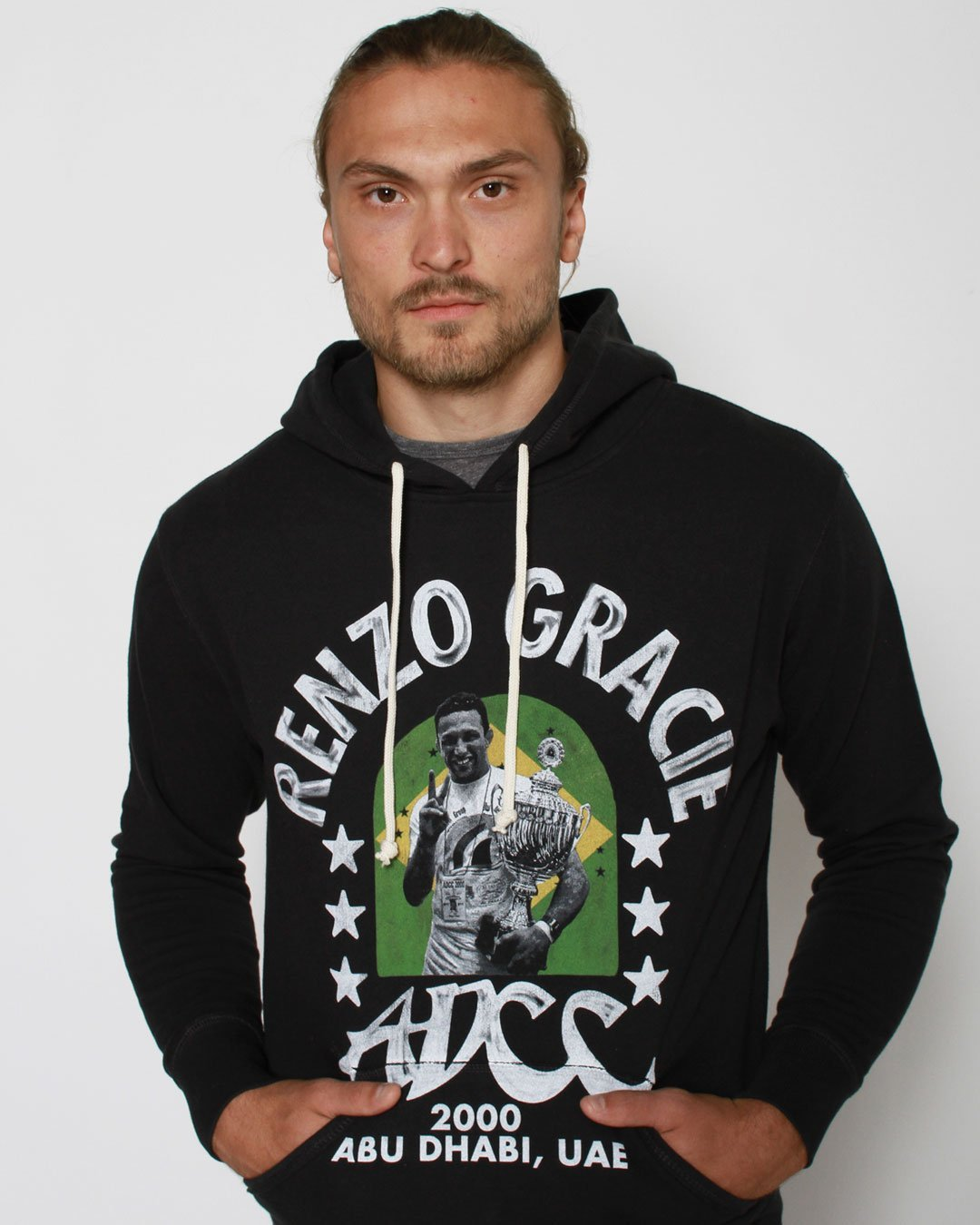 Renzo Gracie Pullover Hoody