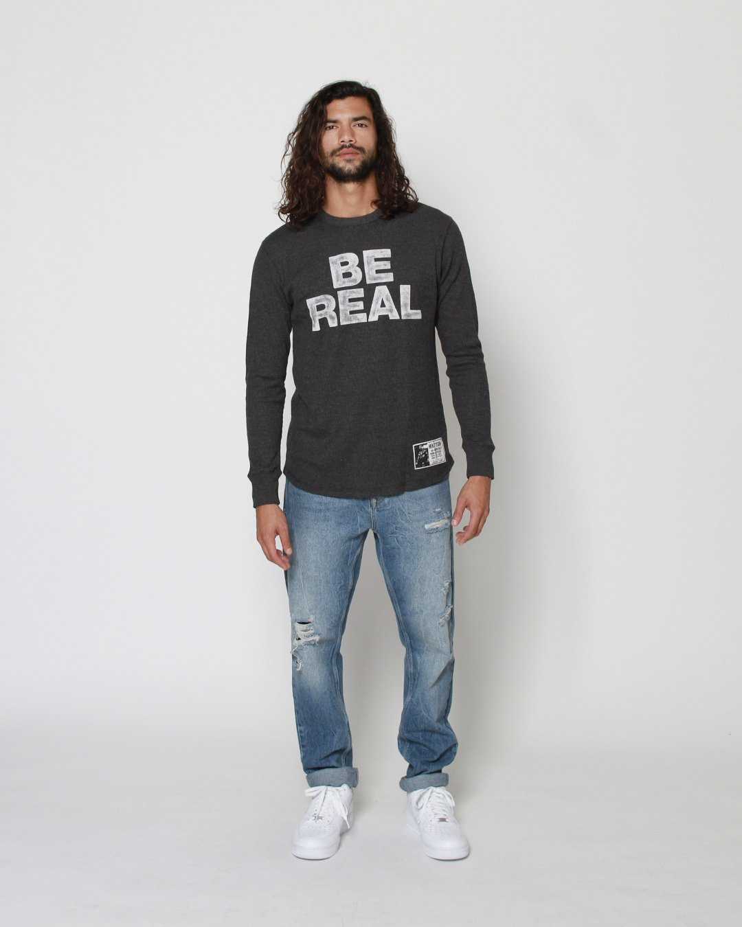 Tyson 'Be Real' Long Sleeve