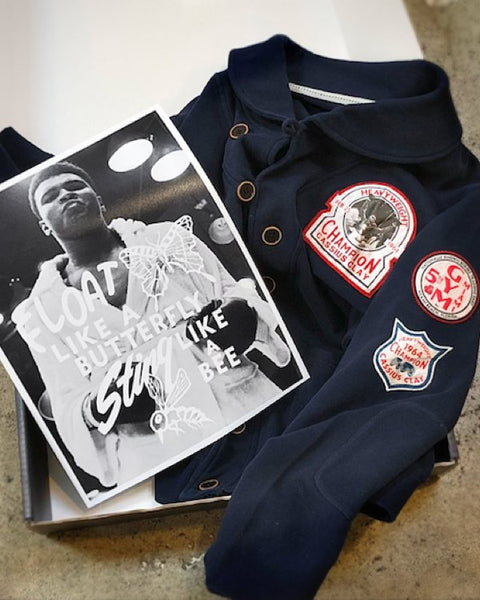Cassius Clay 1964 Cardigan Bundle Kit