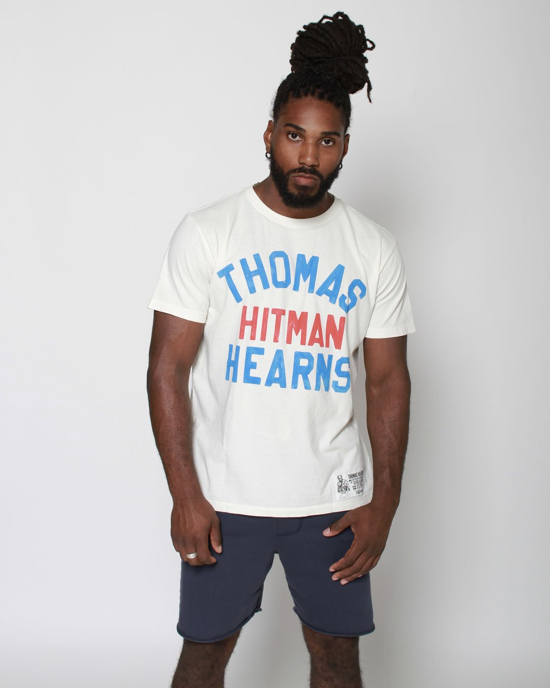 Thomas 'Hitman' Hearns Tribute Tee