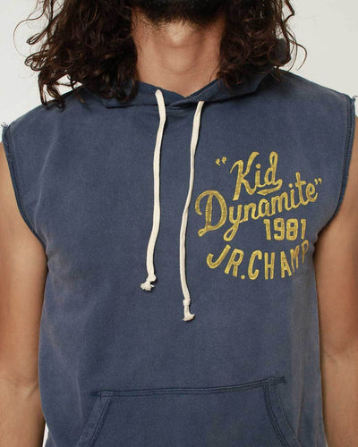 Tyson - Kid Dynamite Sleeveless Hoody