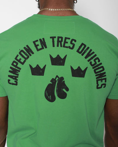 JC Chavez Crown Campeon Tee