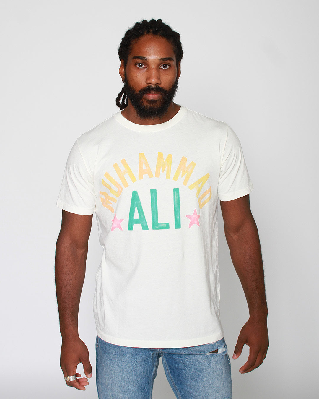 Ali Rumble Tribute Tee