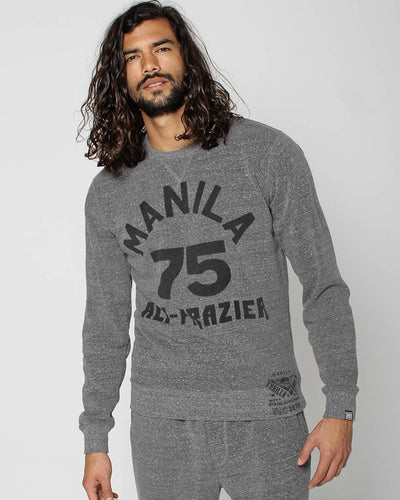 Thrilla in Manila '75 Sweatshirt
