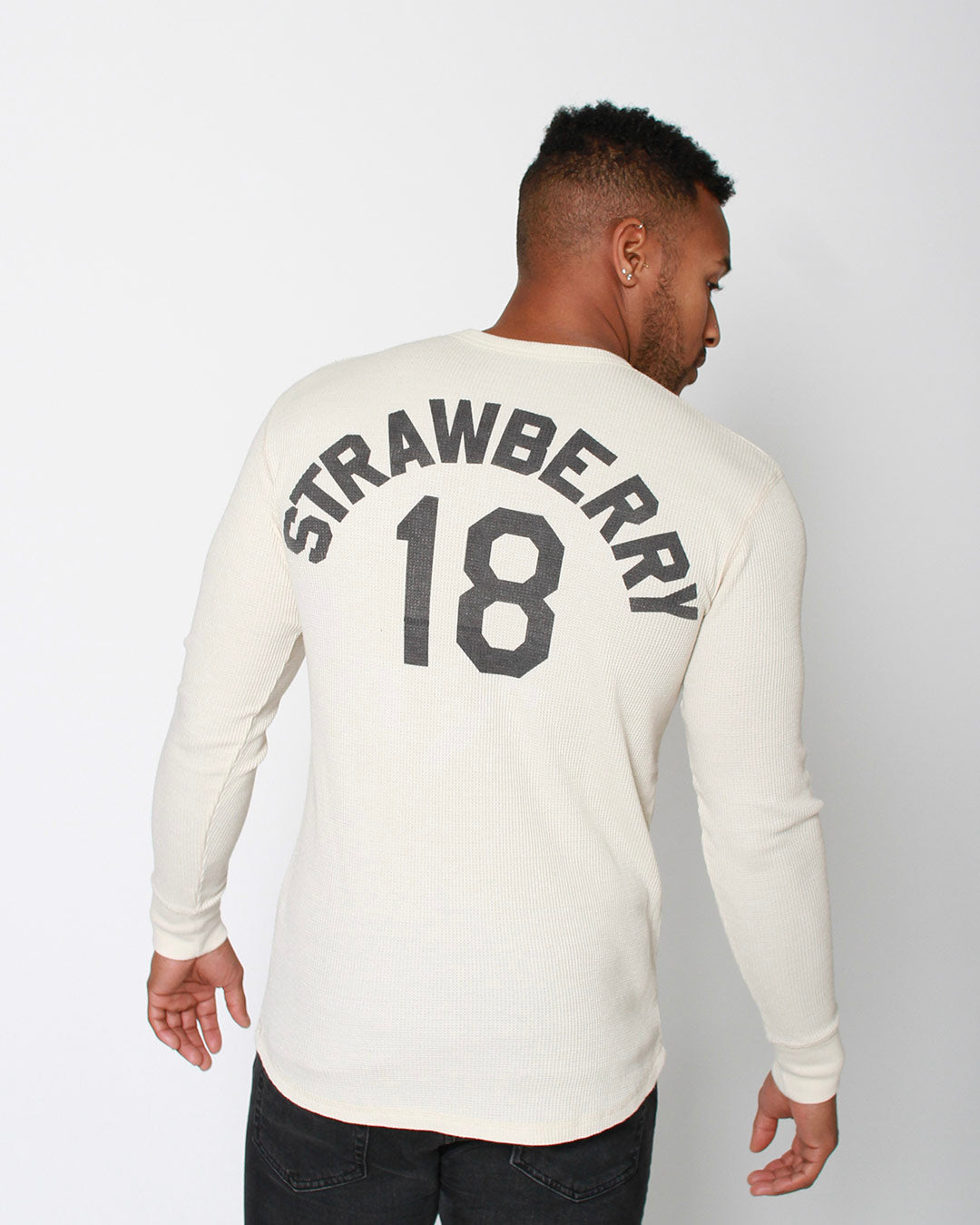 Darryl Strawberry NY Long Sleeve