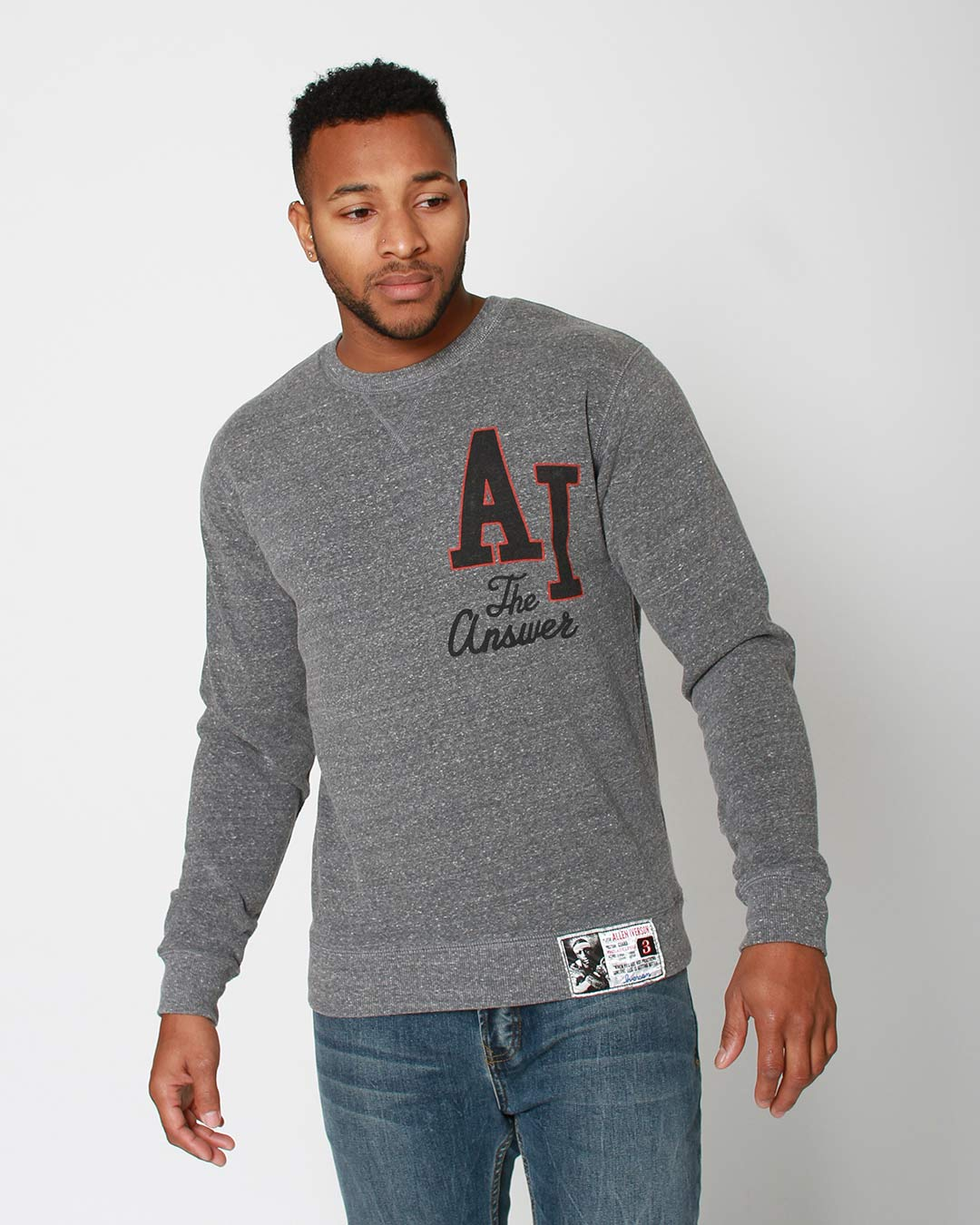 Allen Iverson 'The Answer' Sweatshirt