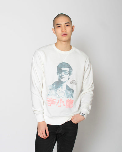 Bruce Lee Portrait Sweatshirt