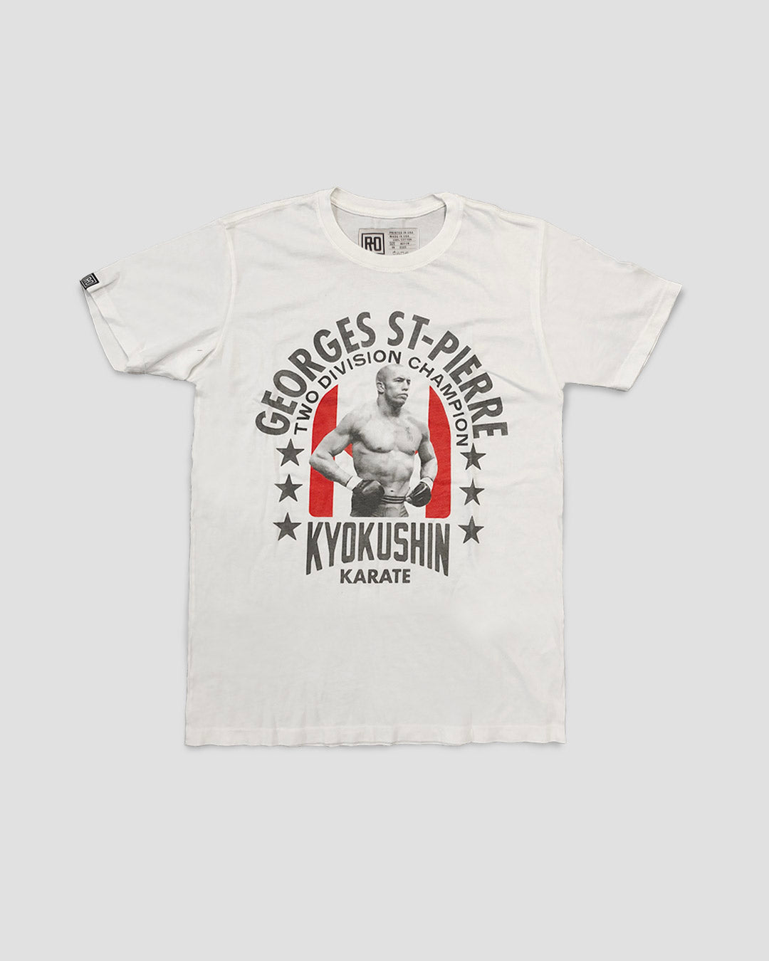 GSP Kyokushin Photo Tee