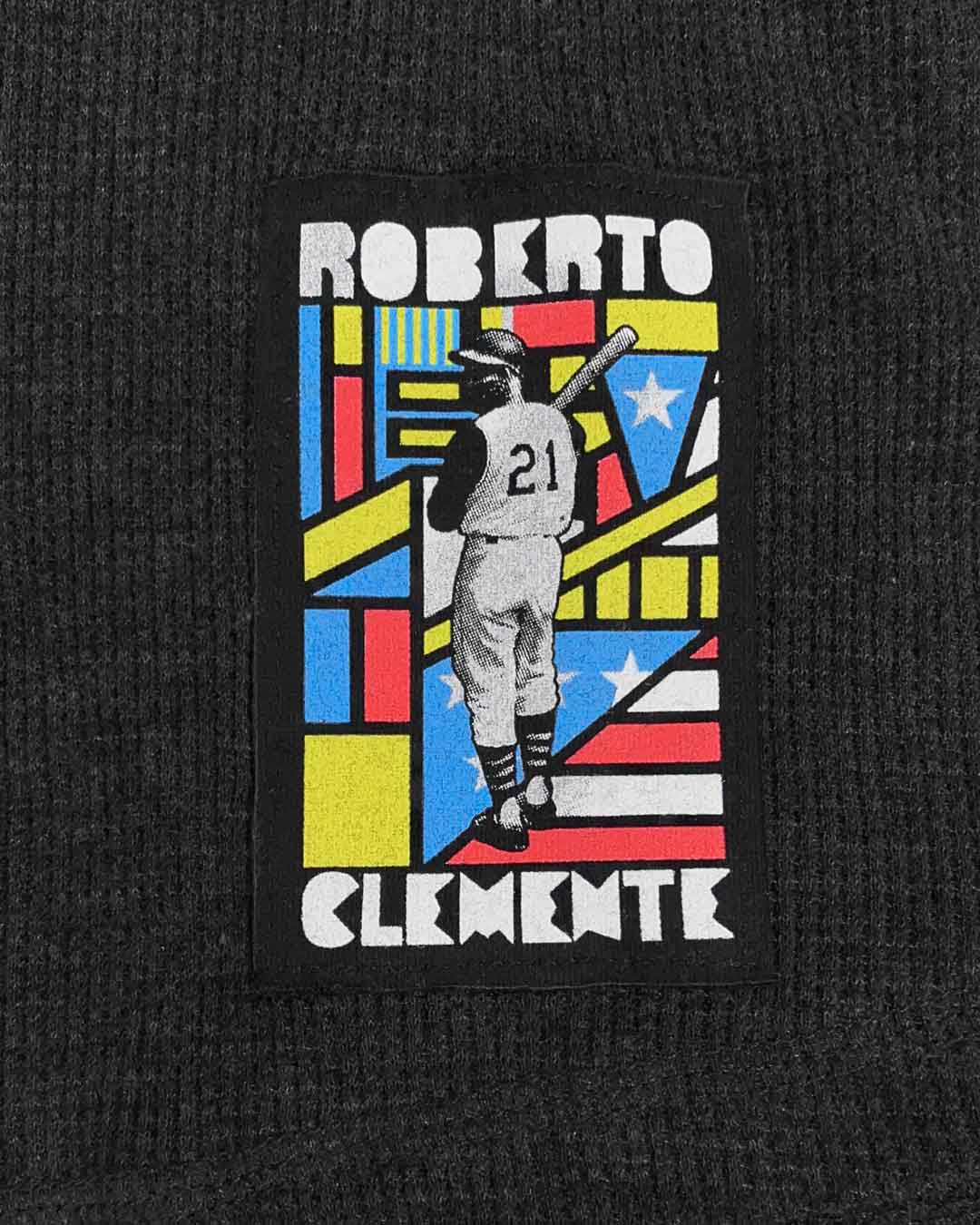 Roberto Clemente Quote Long Sleeve