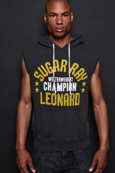 Sugar Ray Leonard Sleeveless Hoody