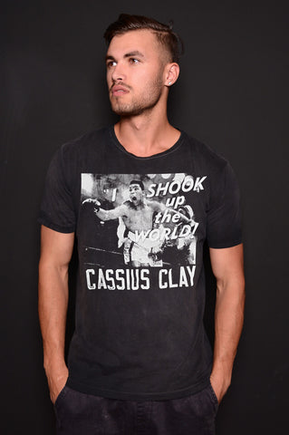 Cassius 'Shook the World' Tee