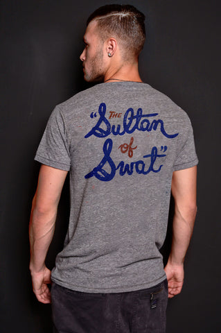 Babe Ruth 'Sultan of Swat' Tee