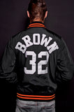 Jim Brown Stadium Jacket