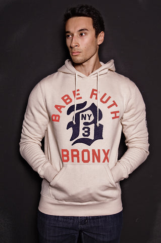 Babe Ruth Bronx Pullover Hoody