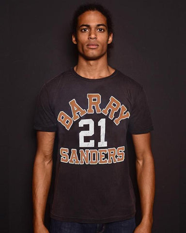 Barry Sanders #22 Collegiate Tee