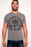 Bas Rutten Open Weight Champ Tee