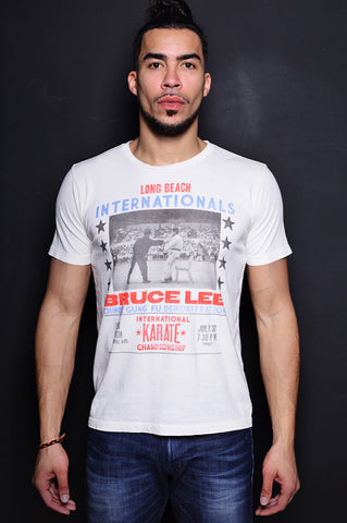 Bruce Lee Karate Champ Tee