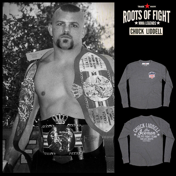 Chuck Liddell Thermal Image