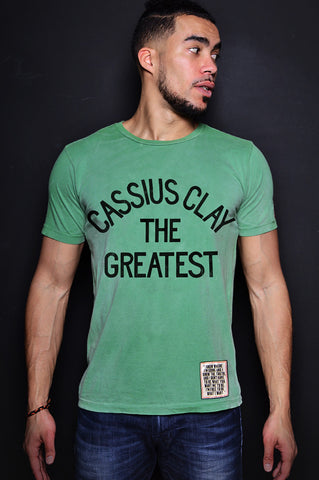 Cassius Clay 'The Greatest' Tee
