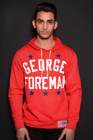George Foreman World Champ Pullover Hoody
