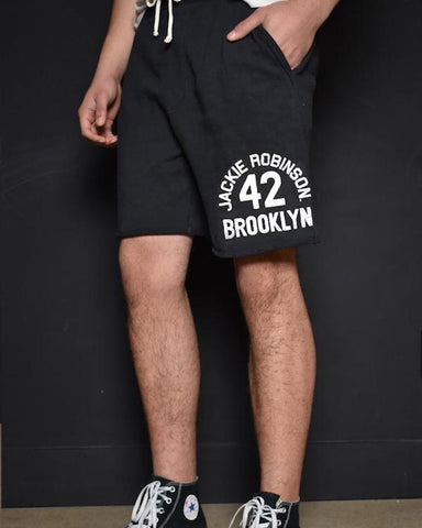 Jackie Robinson Tribute Shorts