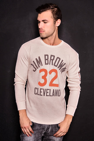 Jim Brown #32 Thermal