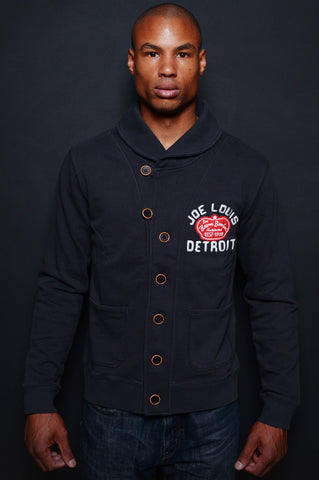 Joe Louis Cardigan