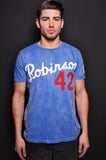 Jackie Robinson '6 Time All Star' Tee