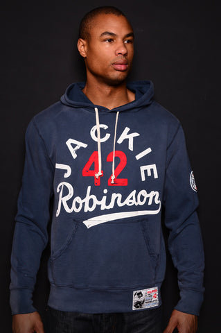 Jackie Robinson 42 Pullover Hoody