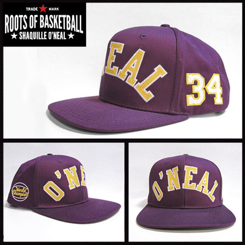 Shaquille O'Neal Snapback Hat