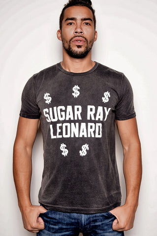 Sugar Ray Leonard Money Tee
