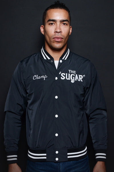 Sugar Ray Leonard Stadium Jacket