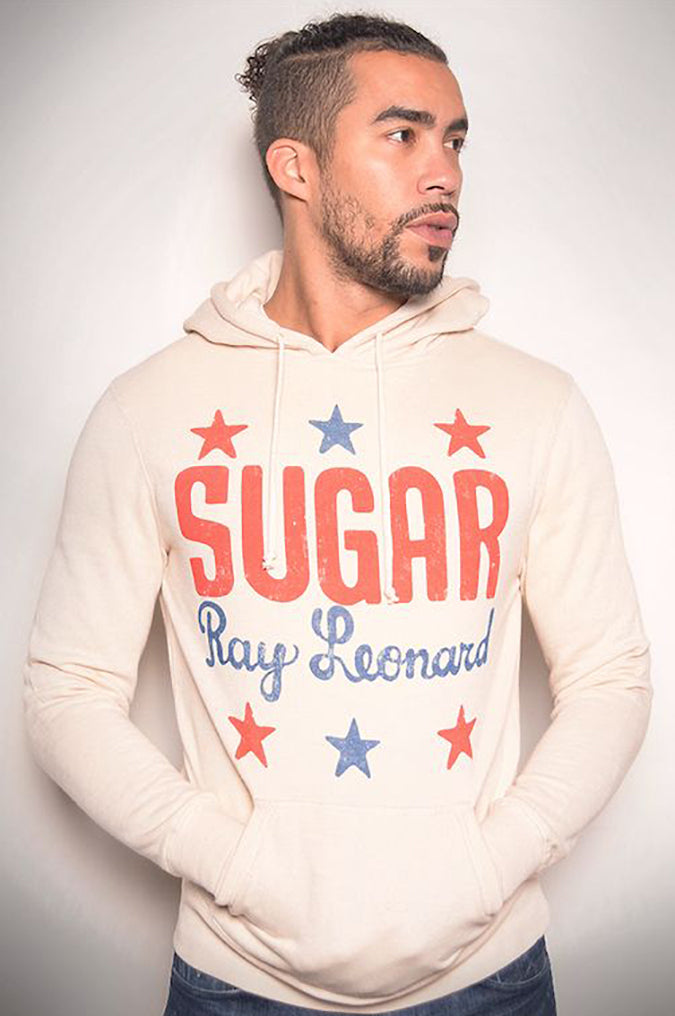 Sugar Ray Leonard Tribute Pullover Hoody