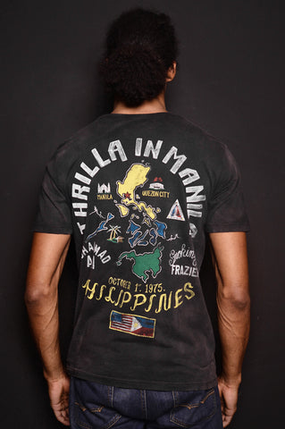 Thrilla in Manila Philippines Tee
