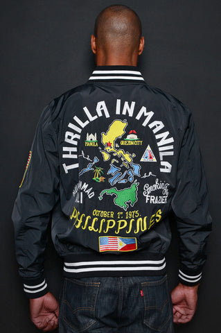 Thrilla in Manila Stadium Jacket