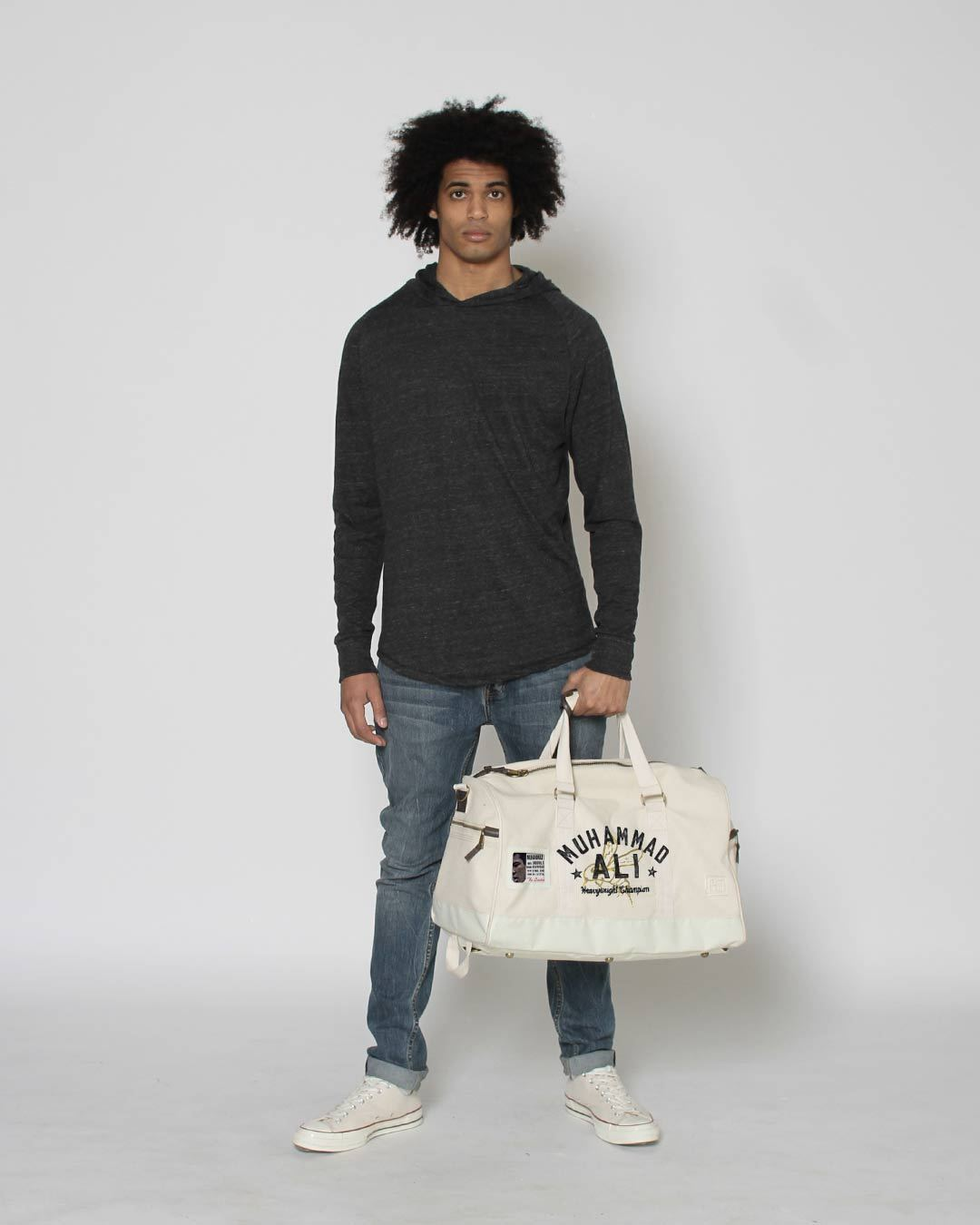 Ali Bee Duffle Bag - Roots of Inc dba Roots of Fight