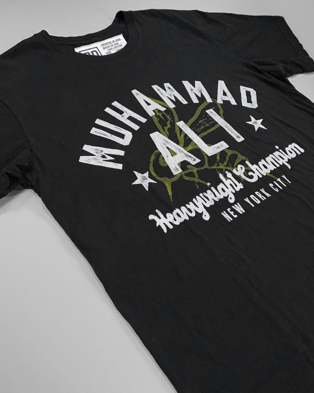 Ali Bee Float Quote Tee - Roots of Inc dba Roots of Fight