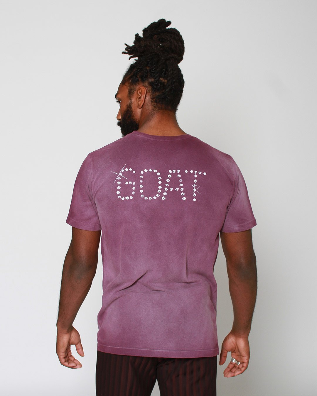 Ali GOAT Spotlight Tee - Roots of Inc dba Roots of Fight