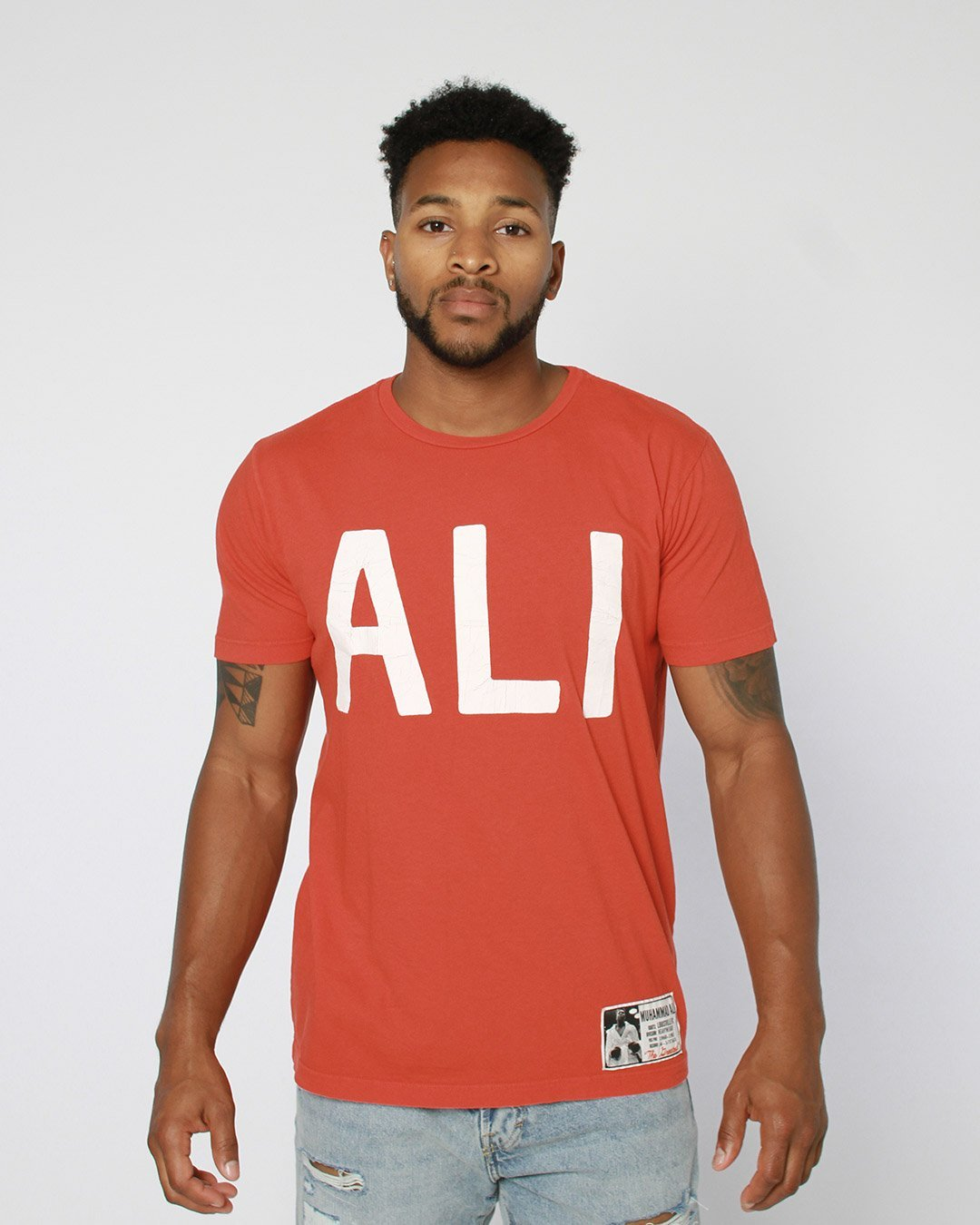 Ali Legacy Tee - Roots of Inc dba Roots of Fight
