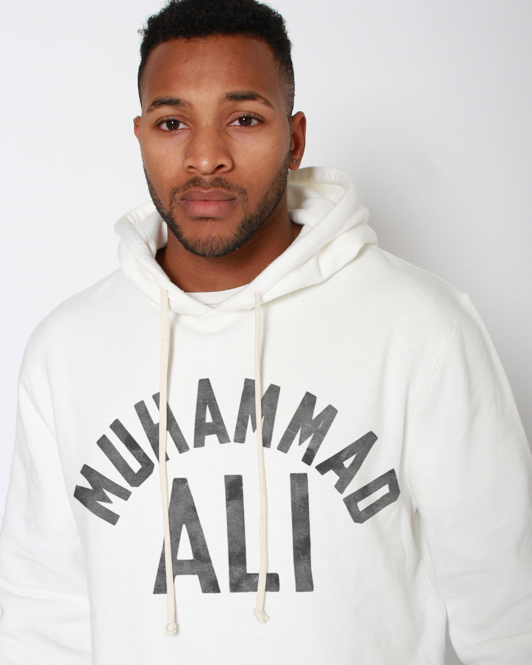 Ali 'Live as a Champ' Pullover Hoody - Roots of Inc dba Roots of Fight