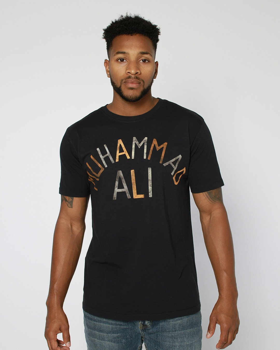 Ali Rumble Africa '74 Tee - Roots of Inc dba Roots of Fight