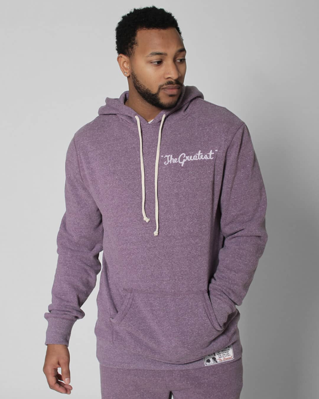 Ali the Greatest Heritage Pullover Hoody - Roots of Inc dba Roots of Fight